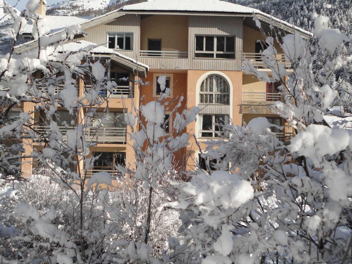 Ski en décembre Residence Les Jardins Alpins