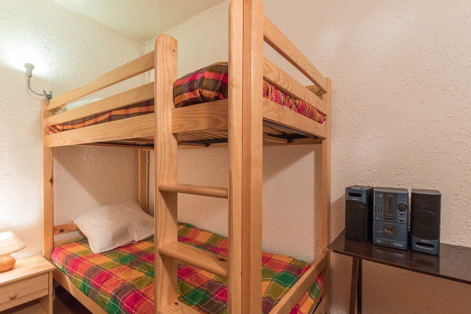 Location au ski Appartement 2 pièces 6 personnes (406) - Residence Les Niveoles - Serre Chevalier - Lits superposés