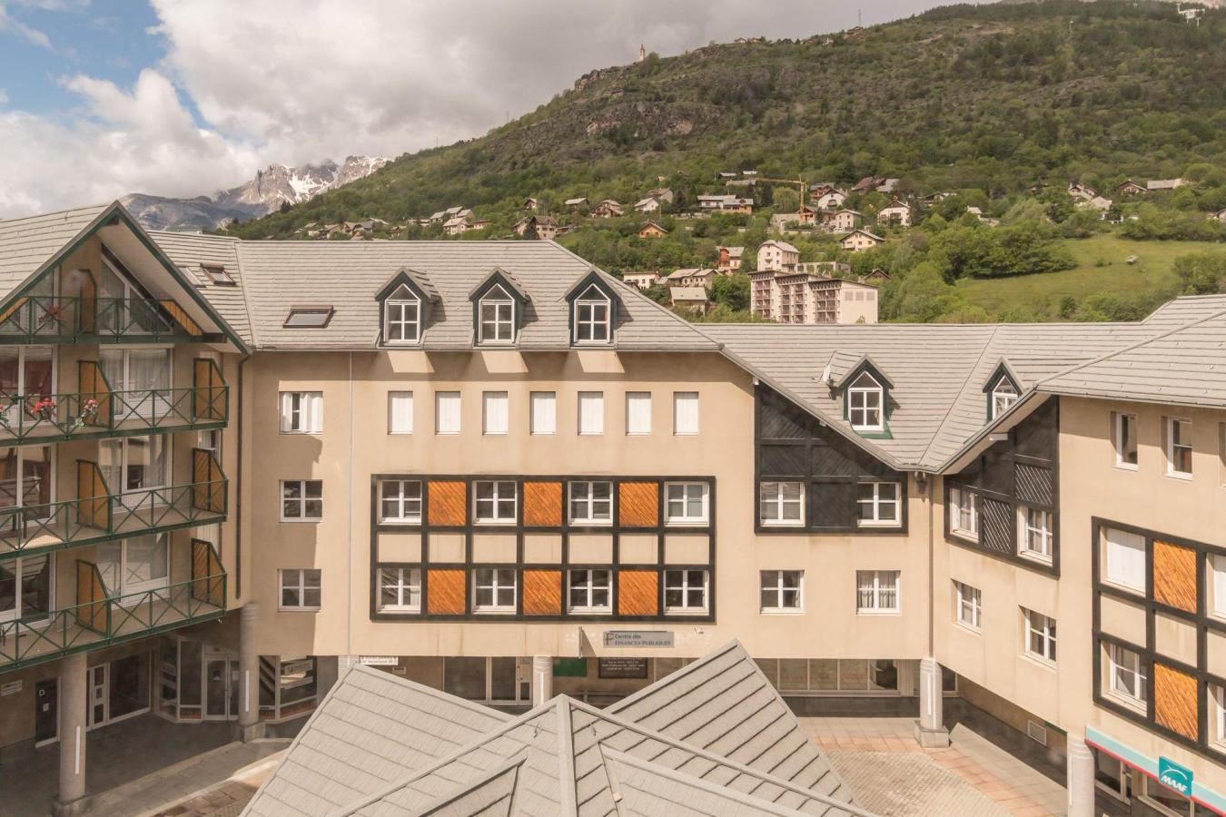 Ski en mars Residence Pre Du Moulin F