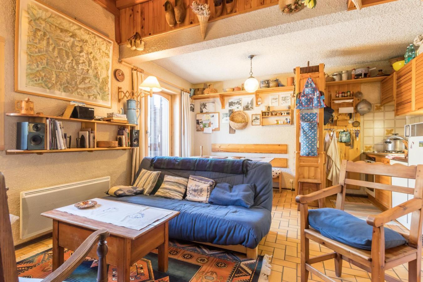 Location au ski Appartement triplex 3 pièces 7 personnes (009) - Residence Vie De Clare - Serre Chevalier