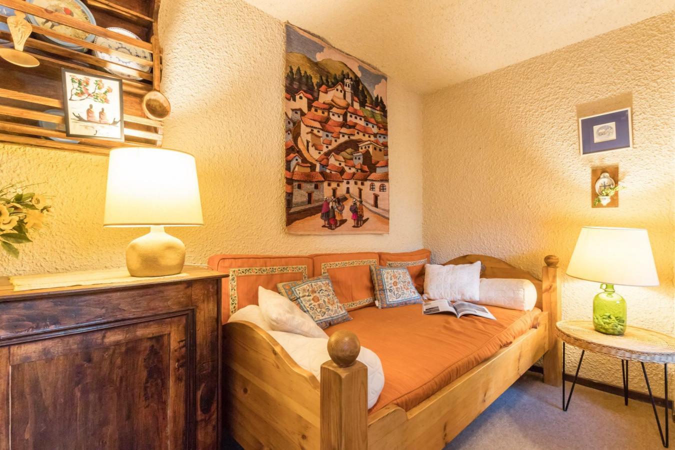 Location au ski Appartement triplex 3 pièces 7 personnes (009) - Residence Vie De Clare - Serre Chevalier - Séjour