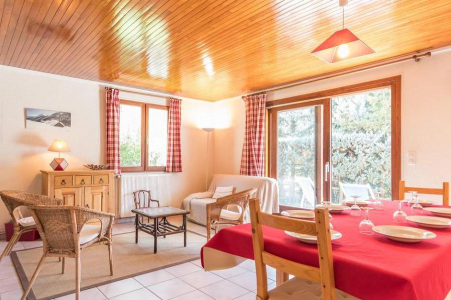 Ski verhuur Appartement 3 kamers 8 personen (2800) - Chalet Bambi Laroche - Serre Chevalier - Appartementen