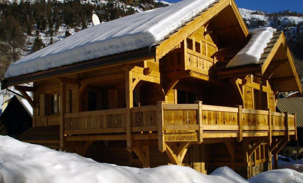 Chalet Chalet les Clarines - Serre Chevalier - Alpes du Sud
