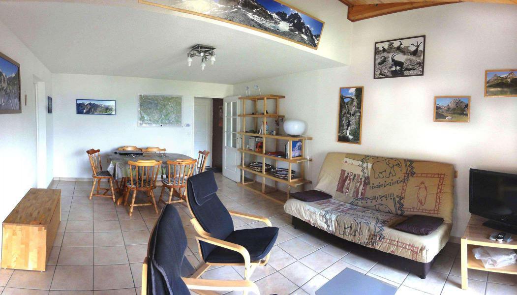 Rent in ski resort 3 room apartment 6 people (HAUCAT) - Hauts de Briançon - Serre Chevalier
