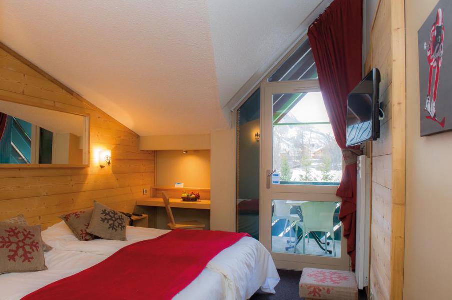 Location au ski Chambre 2 personnes (Confort) - Hôtel Club Les Alpes d'Azur - Serre Chevalier