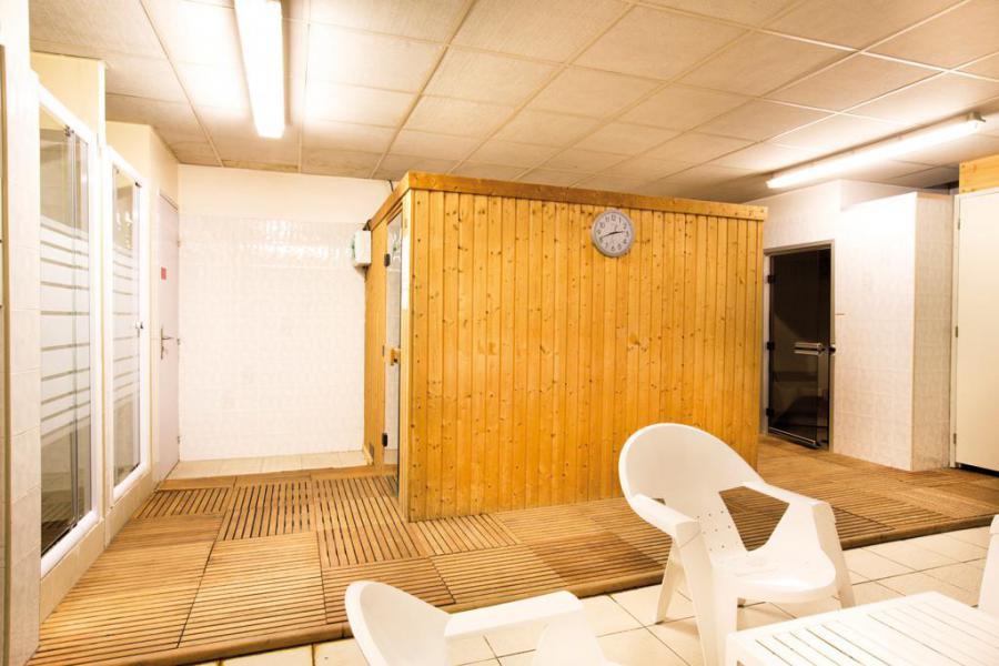 Location au ski Hôtel Club Les Alpes d'Azur - Serre Chevalier - Sauna