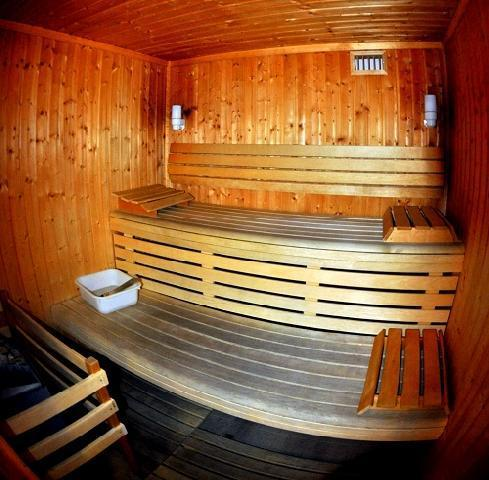 Location au ski Hôtel Suite Home Briançon - Serre Chevalier - Sauna