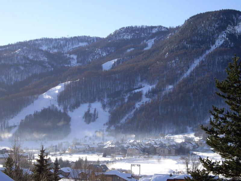 Holiday in mountain resort 5 room chalet 8 people (1) - L'Amandier - Serre Chevalier - Winter outside
