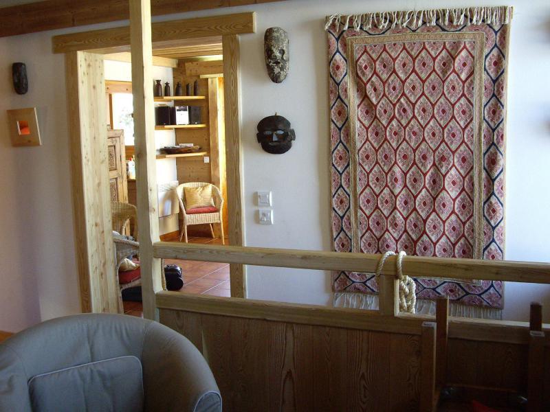 Location au ski Chalet 5 pièces 8 personnes (1) - L'Amandier - Serre Chevalier - Appartement