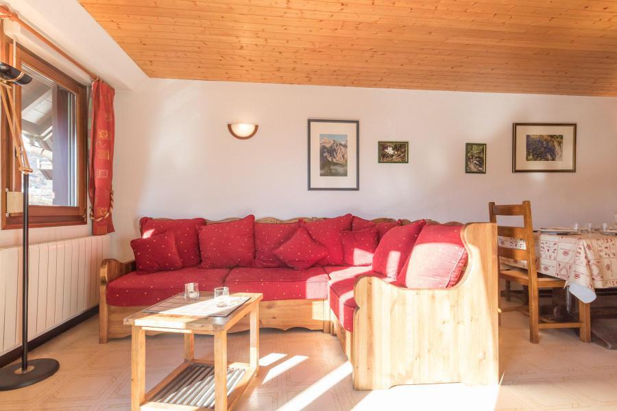Location au ski Appartement 4 pièces 8 personnes (BRI510-DE03) - Le Hameau du Grand Serre - Serre Chevalier - Canapé-lit