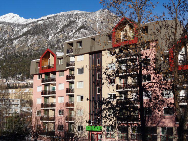 Location au ski Le Relais de la Guisane - Serre Chevalier - Extérieur hiver