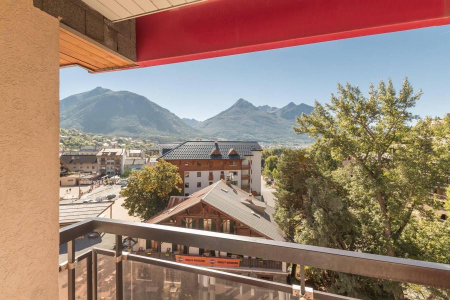 Location au ski Studio coin montagne 4 personnes (503) - Le Relais de la Guisane A - Serre Chevalier
