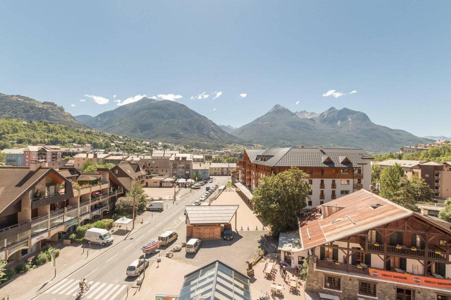 Location au ski Studio coin montagne 6 personnes (406) - Le Relais de la Guisane A - Serre Chevalier