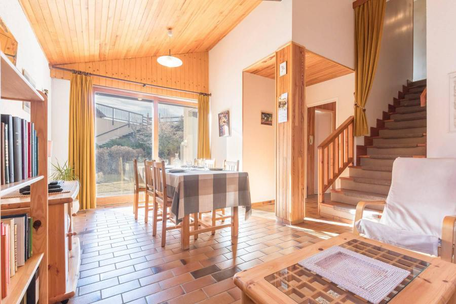 Аренда на лыжном курорте Апартаменты 4 комнат 6 чел. (44) - Maison Mitoyenne Briançon - Serre Chevalier - Салон