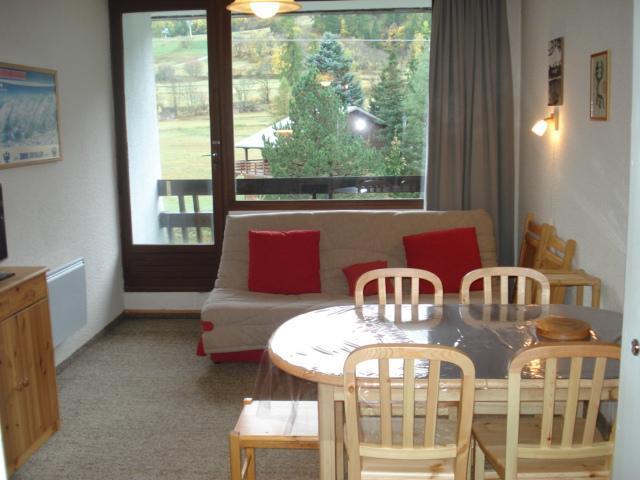 Location au ski Studio coin montagne 4 personnes (046) - Residence Aigle Noir - Serre Chevalier