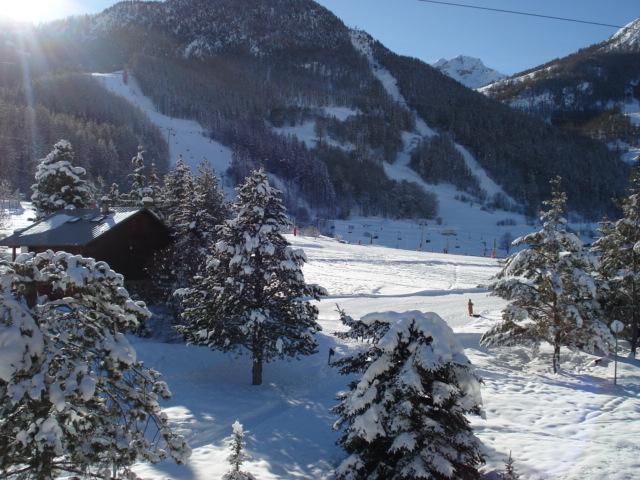 Location au ski Studio 3 personnes (312) - Residence Aigle Noir - Serre Chevalier