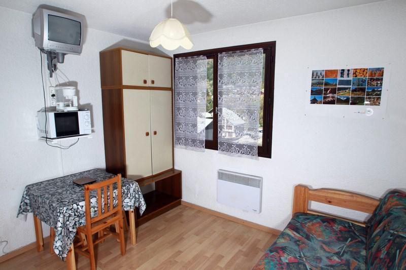 Rent in ski resort Studio 2 people (222) - Résidence Aigle Noir - Serre Chevalier