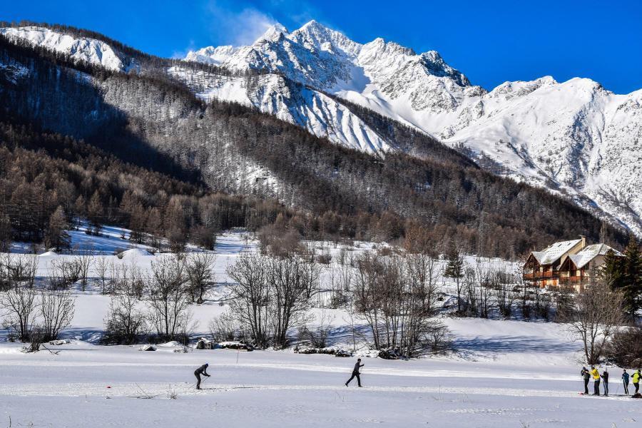 Location au ski Studio coin montagne 4 personnes (418) - Résidence Aigle Noir - Serre Chevalier
