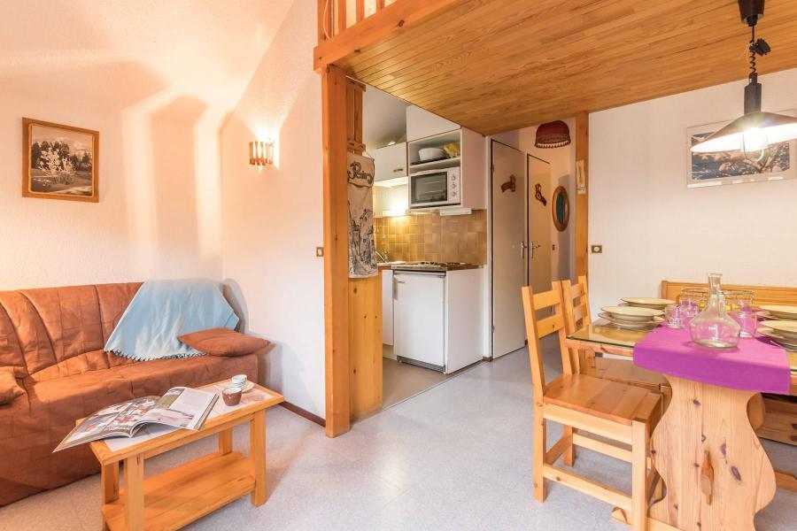 Location au ski Studio coin montagne 4 personnes (315) - Résidence Aiglon - Serre Chevalier