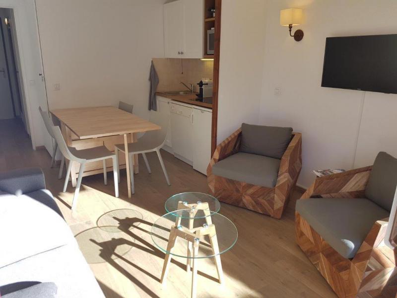 Location au ski Studio 4 personnes (610) - Résidence Alpaga - Serre Chevalier