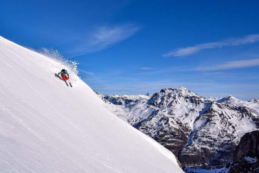 Location au ski Appartement 2 pièces 5 personnes (105) - Résidence Alpaga - Serre Chevalier