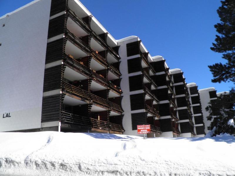 Soggiorno sugli sci Résidence Alpage - Serre Chevalier - Esteriore inverno