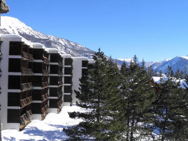 Location au ski Résidence Alpage - Serre Chevalier - Extérieur hiver