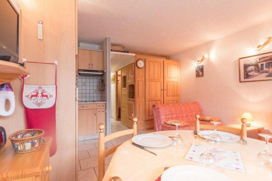 Location au ski Studio cabine 4 personnes (C405) - Résidence Alpage - Serre Chevalier