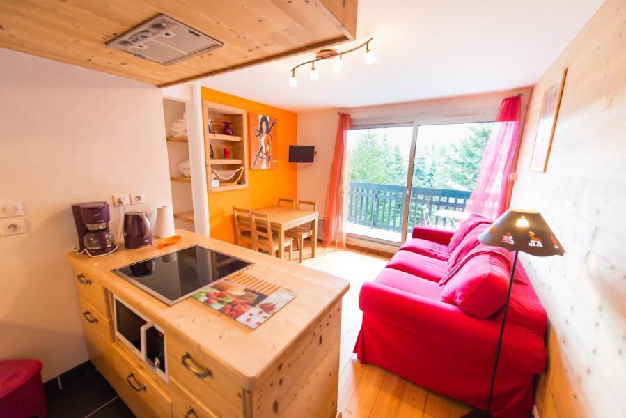 Location au ski Appartement 2 pièces 4 personnes (BEZBRE) - Résidence Bez - Serre Chevalier