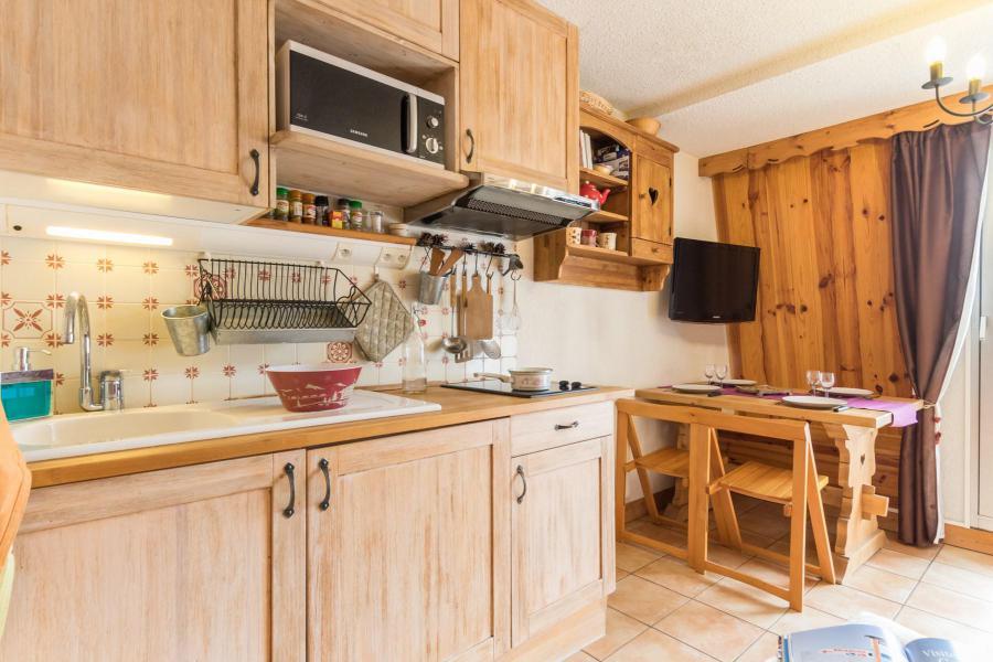 Location au ski Studio coin montagne 4 personnes (CASE) - Résidence Bez - Serre Chevalier