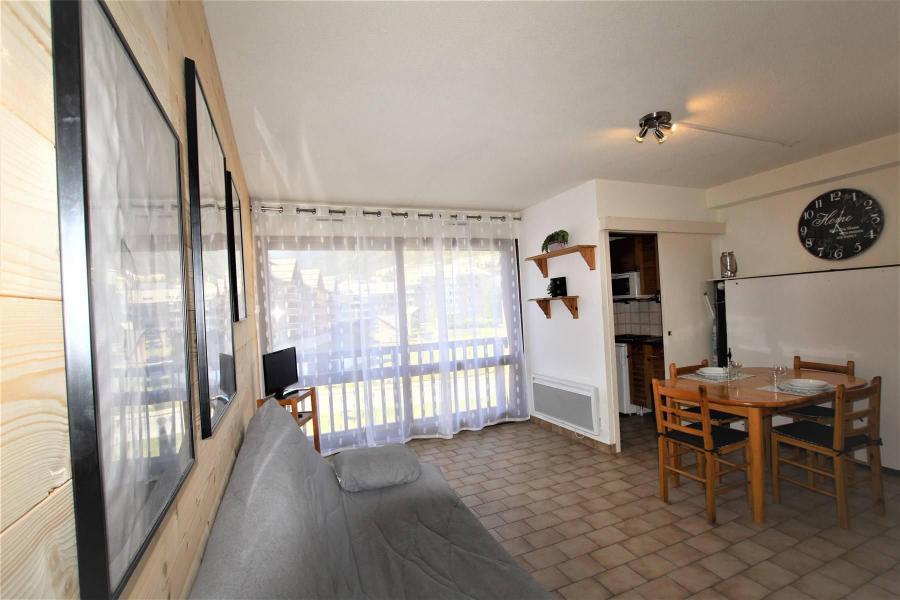 Location au ski Studio 2 personnes (202) - Résidence Central Parc 1a - Serre Chevalier