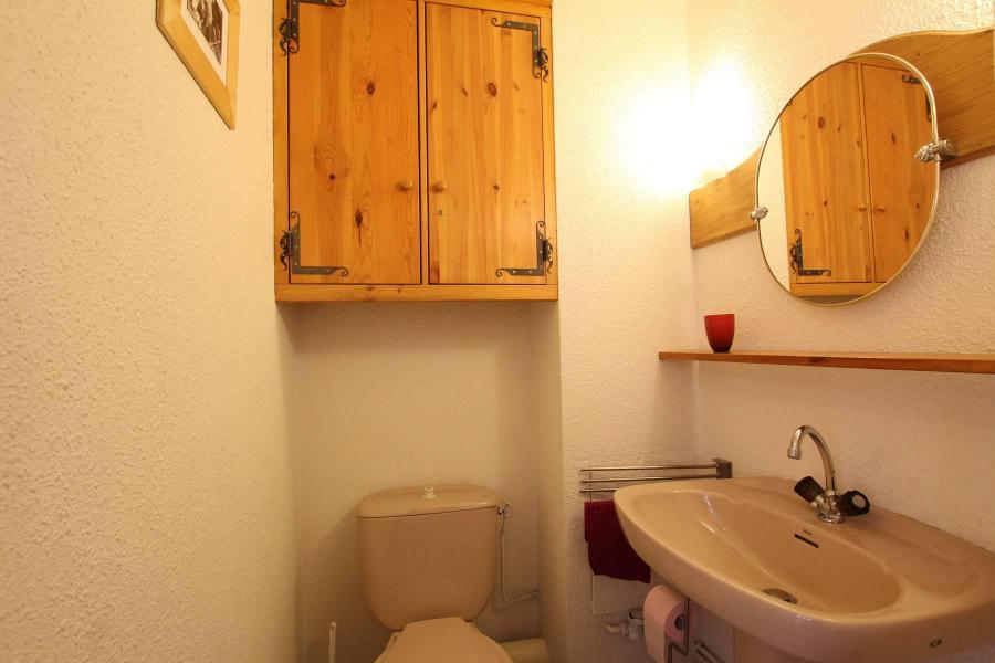 Location au ski Appartement 2 pièces coin montagne 6 personnes (202) - Résidence Central Parc 2 - Serre Chevalier