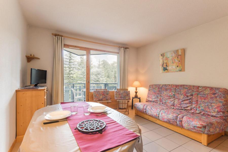 Location au ski Studio coin montagne 4 personnes (203) - Résidence Chardons Bleus - Serre Chevalier