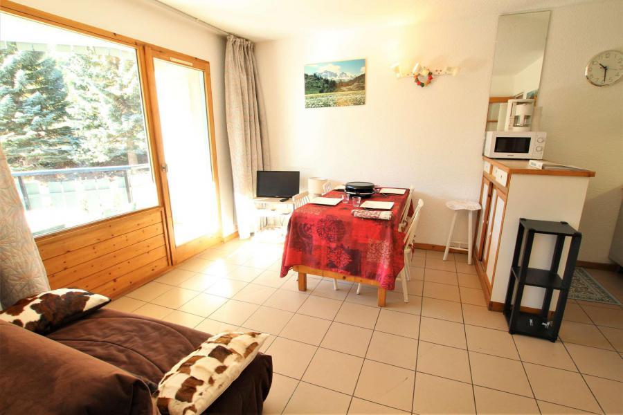 Location au ski Appartement 2 pièces coin montagne 6 personnes (211) - Résidence Chardons Bleus - Serre Chevalier
