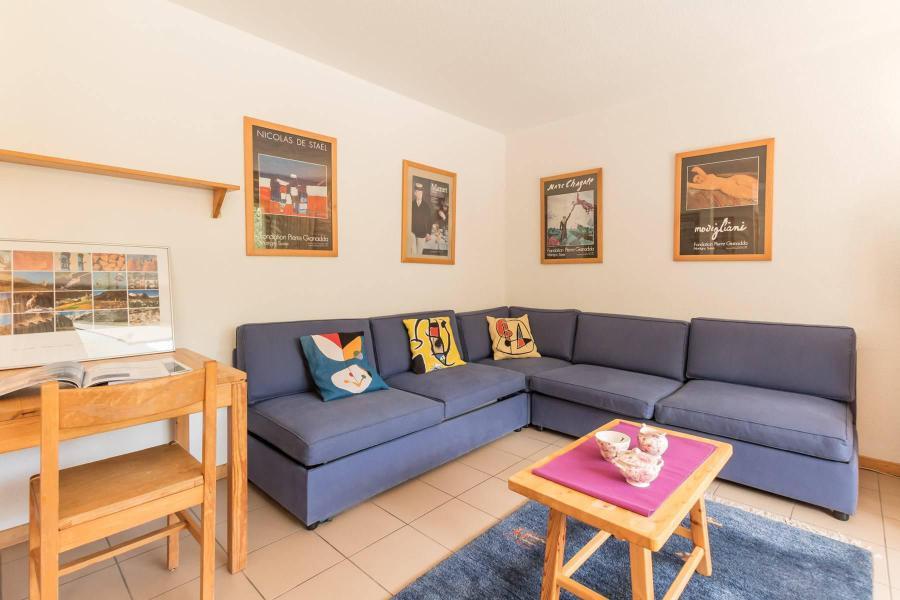 Location au ski Appartement 3 pièces 6 personnes (303) - Résidence Chardons Bleus - Serre Chevalier - Séjour