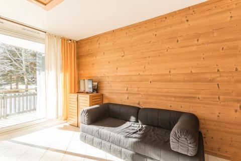 Ski verhuur Appartement 2 kamers 6 personen (JUR428) - Résidence Concorde - Serre Chevalier