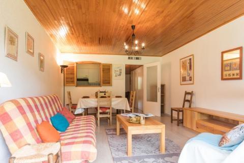 Ski verhuur Appartement 2 kamers 6 personen (BER188) - Résidence Concorde - Serre Chevalier