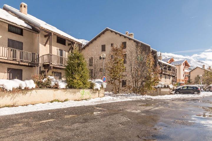 Soggiorno sugli sci Résidence Edelweiss - Serre Chevalier - Esteriore inverno