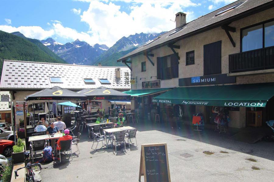 Location au ski Appartement 2 pièces coin montagne 6 personnes (204) - Résidence Edelweiss - Serre Chevalier