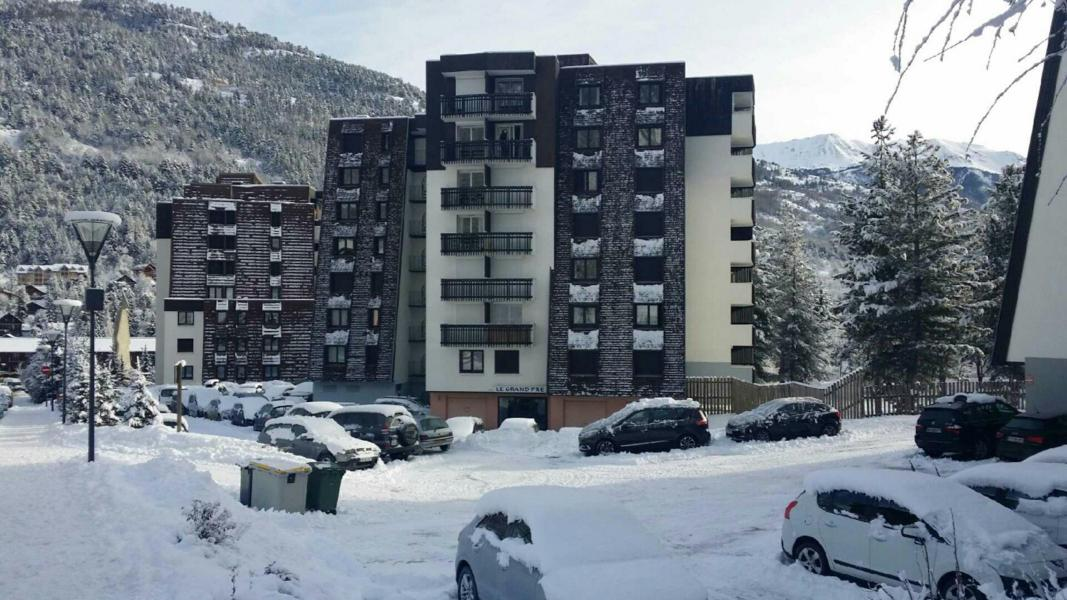 Location au ski Résidence Grand Pré - Serre Chevalier