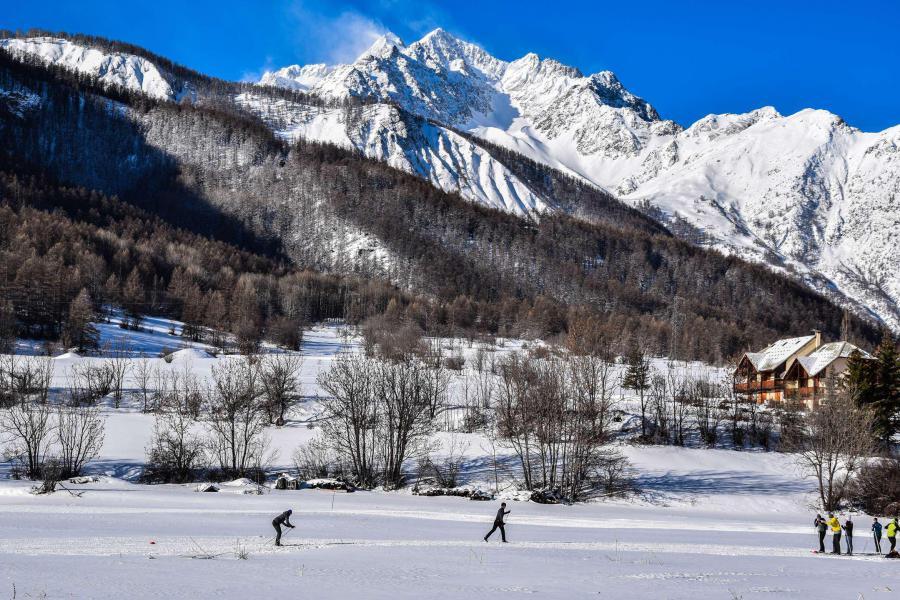 Location au ski Appartement 3 pièces coin montagne 8 personnes (106) - Résidence Grand Serre Che - Serre Chevalier