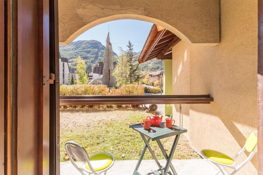 Location au ski Studio coin montagne 4 personnes (TAV10) - Résidence Grand Sud - Serre Chevalier