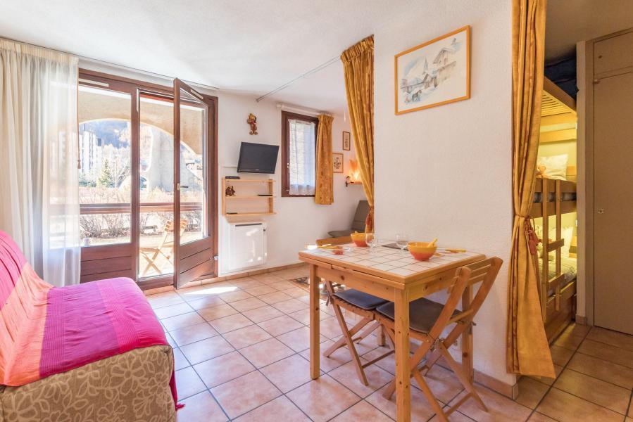 Location au ski Studio coin montagne 4 personnes (007) - Résidence Grand Sud - Serre Chevalier