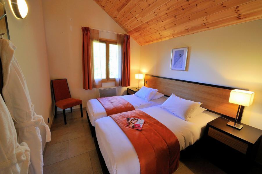 Location au ski Résidence l'Adret - Serre Chevalier - Chambre mansardée