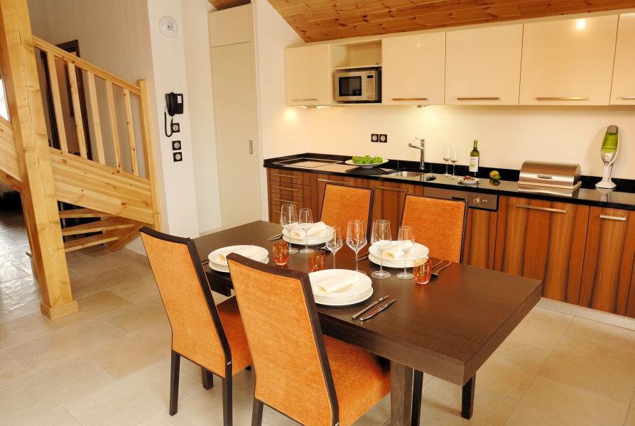 Location au ski Résidence l'Adret - Serre Chevalier - Salle à manger