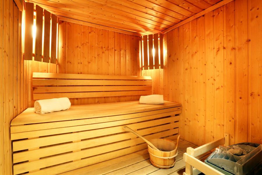 Location au ski Résidence l'Adret - Serre Chevalier - Sauna
