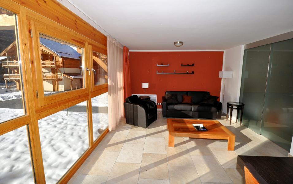Location au ski Résidence l'Adret - Serre Chevalier - Séjour