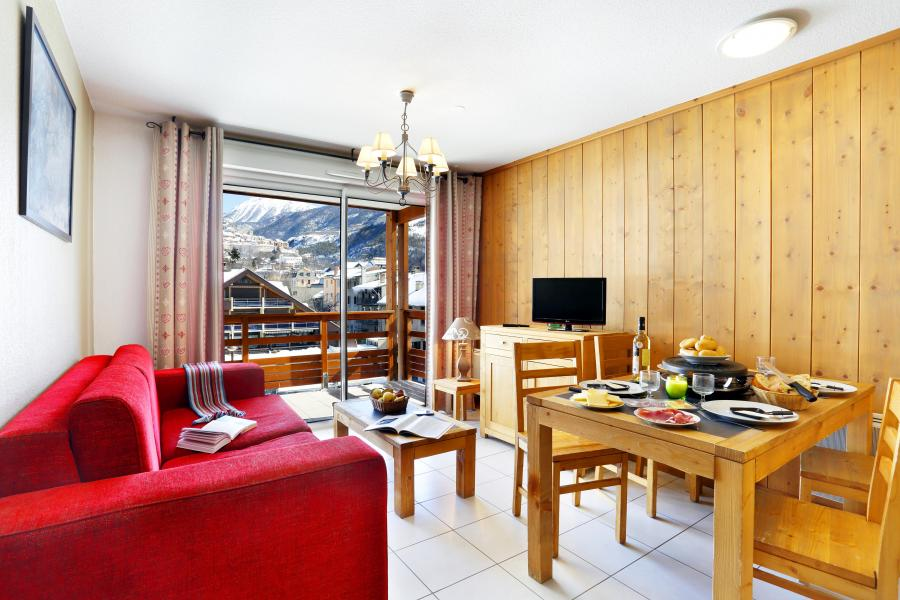 Alquiler al esquí Résidence l'Aigle Bleu - Serre Chevalier - Apartamento