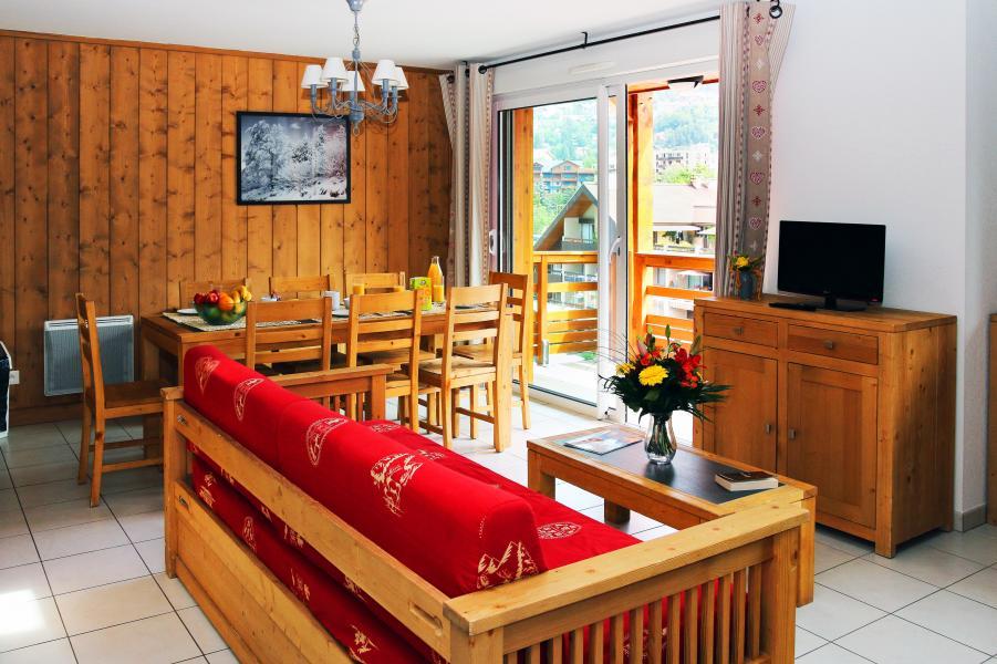 Location au ski Résidence l'Aigle Bleu - Serre Chevalier - Banquette
