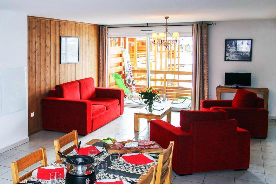 Location au ski Résidence l'Aigle Bleu - Serre Chevalier - Canapé